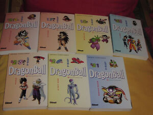 First Edition Dragon Ball Books
