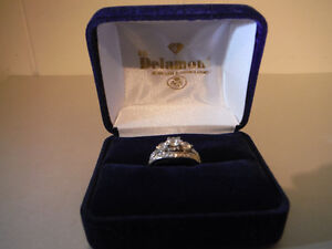 Wedding / Engagement Diamond Ring Bague Diamiant Marriage West Island Greater Montréal image 1