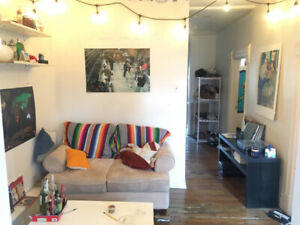 3 or 4 Bedroom Plateau Sublet May-August
