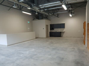 $1300 Brand New Modern Commercial Space for Rent in Squamish