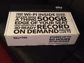 Sky + HD