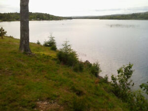 Mira Waterfront 2 acre cleared lot for sale