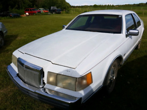 1988 Mark vll LSC Lincoln Cont .  256,000km Asking