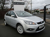 2010 Ford Focus 1.6 ( 100ps ) Titanium(HISTORY,WARRANTY)
