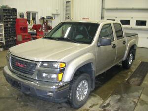 2007 GMC Canyon SLE Pickup Truck