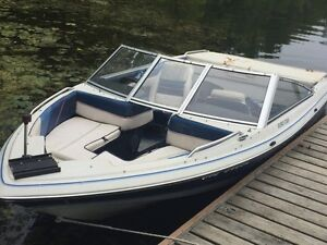 Inboard/outboard Starcraft boat for sale