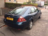 2005 ford mondeo 1 years mot 80000 miles