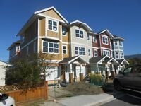 Two year old unfurnished Townhouse in Penticton