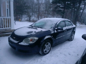 JUST TRADED  . CHEAP CAR WITH NEW WINTER TIRES