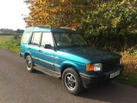 We Want Your Land Rover Discovery 200tdi & 300tdi's