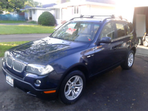 2008 bmw x3 3.0i Loaded with Sunroof