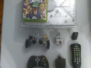Original Xbox - Crystal Edition