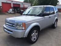 2009 LAND ROVER DISCOVERY TDV6 GS 7 SEATER
