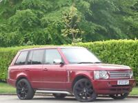 LAND ROVER RANGE ROVER VOGUE 4.4 V8 AUTO+PART EXCHANGE WELCOME
