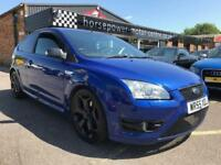 2006 Ford Focus 2.5 SIV ST-3 3dr Petrol blue Manual