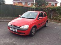 Vauxhall Corsa 1.2 Sxi **12 Months MOT**