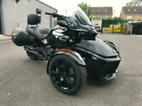 2020 Can-Am Spyder Roadster 1330cc F3 SE6 TRIKE Tour pack LAST ONE!!!!