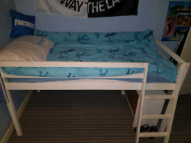 Kids Cabin Bed, used for sale  Newcastle, Tyne and Wear
