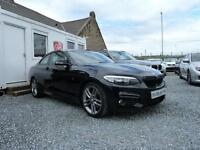 2014 (14) BMW 220d M Sport 2.0TD ( 184 bhp )
