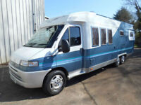 Hobby 700 4 Berth, 3 Belts, Rear Fixed Bed, RHD, Motorhome