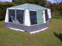 Used 1996 Conway Camborne Trailer Tent in Very Good Condition *PRICE SLASHED FOR QUICK SALE