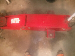 10 ton air over hydraulic floor jack We HL0 or trade