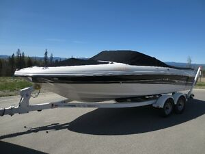 21ft searay powerboat sport