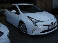 2017 17 TOYOTA PRIUS 1.8 VVT-I BUSINESS EDITION PLUS 5D AUTO 97 BHP
