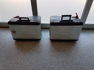 BMW Vario panniers for water cooled R1200 GS
