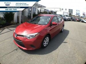 2015 Toyota Corolla LE  - Bluetooth -  Power Windows
