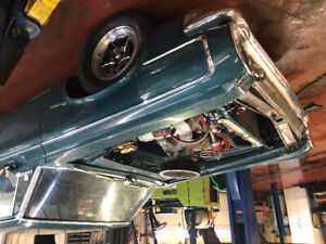 64 Dodge 330 Rolling chassis