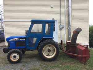New Holland TC 30HP 4x4 Tractor