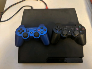 Ps3 / 2 controllers / chords