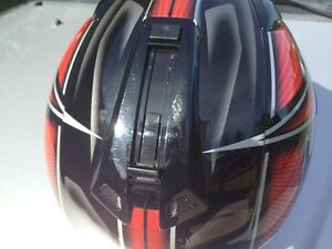 "HJC IS-16 ""Ramper"" Motorcycle Helmet - size XXL - LIKE NEW Strathcona County Edmonton Area image 7"