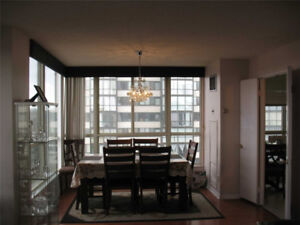 2 Large Bedrooms Condo Unit Close To Steeles Ave! 2 Parking!