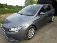 Seat Leon 1.6TDI CR ( 105ps ) ( s/s ) 2014MY SE