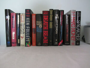 Hardcover Fiction