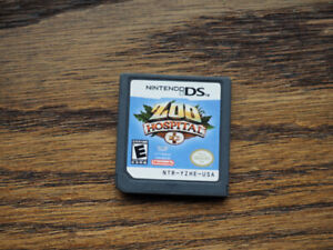 Nintendo DS Zoo Hospital - no case, cartridge only