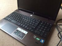 HP PROBOOK 4525s 3GB RAM and 280GB HARD DRIVE very good condition laptop