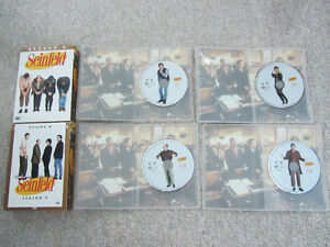 Seinfeld on DVD - Complete Series Kitchener / Waterloo Kitchener Area image 9