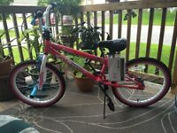 "Brand new razor 20"" rhapsody bmx and freestyle bike"
