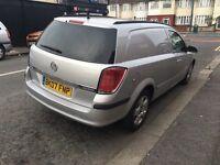 Vauxhall astra van 1.9cdti, 2 owners, 2 keys, 6 months MOT