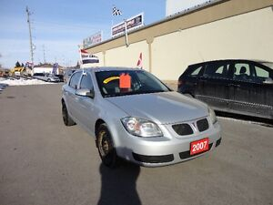 2007 Pontiac G5 SE w/1SA Sedan E-TESTED & CERT