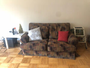 FREE comfortable, clean sofa couch