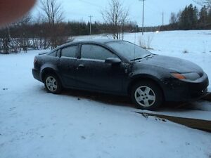 2006 Saturn ION Quad Coupe (2 door)