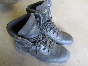 2 Pairs Steel Toe Safety Boots Size 12