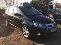 2007 Vauxhall Zafira 1.8i Exterior pk SRi 2 Keys Service History 3 Owners
