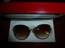 Cartier Trinity Ruban ESW00083 ladies sunglasses