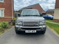 2008 Land Rover Range Rover Sport 3.6 TD V8 HSE 5dr SUV Diesel Automatic