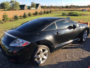 2007 Mitsubishi Eclipse Coupe (2 door)